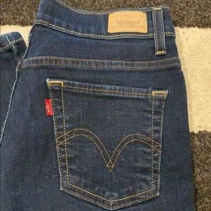 Levi's 512 Perfectly Slimming Bootcut 6M
